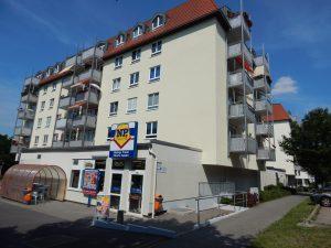Magdeburg, Wohn-Geschäftsanwesen, Mehrhausanlage 168 WE